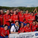Sutherland Cup Shinty
