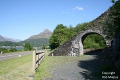 Ballachulish Slate Arch