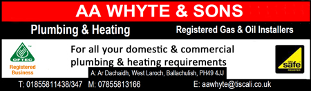AA Whyte & Sons